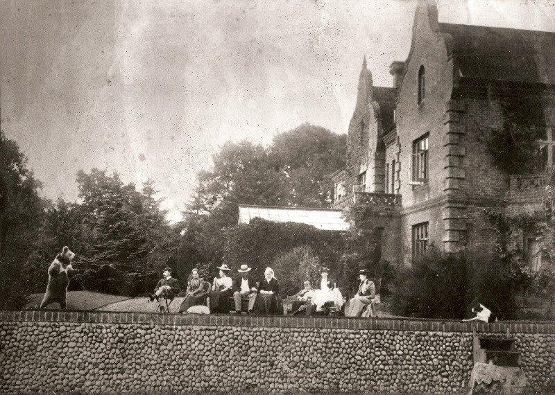 The Bessingham Manor Bear.