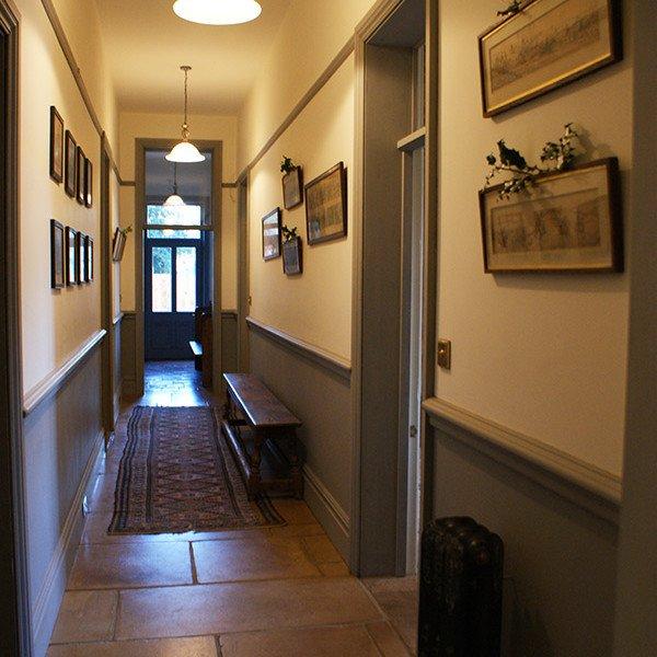 Corridor.