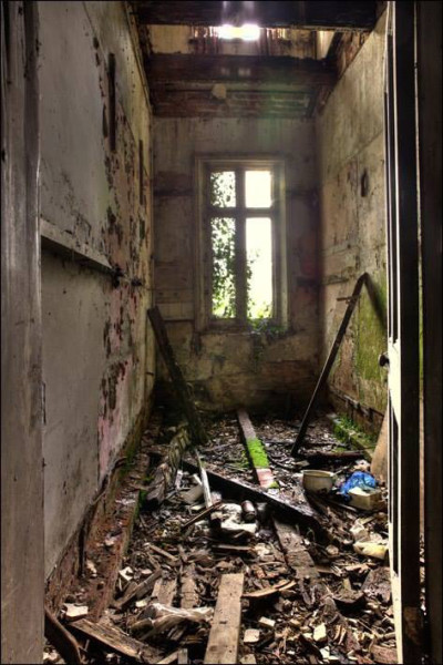 Restoration of Bessingham Manor.
