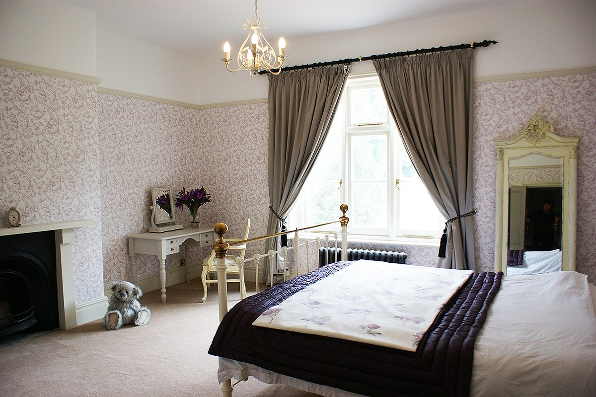 Bedroom 4 at Bessingham Manor.