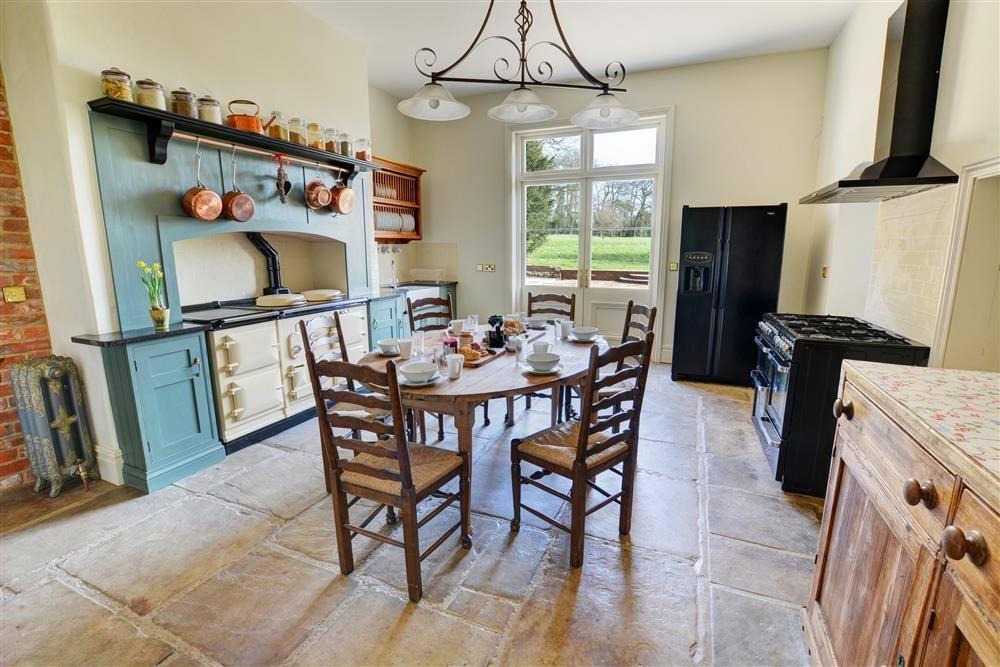 Bessingham Manor kitchen.