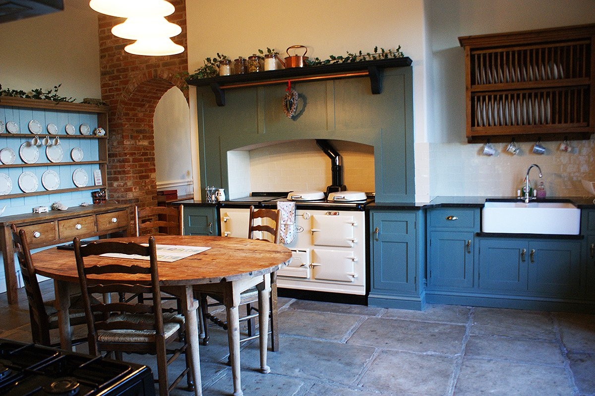 The Kitchen at Bessingham Manor.
