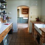 The Scullery.