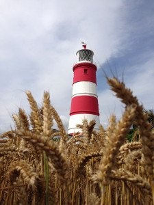 Happisburgh Lighthouse. Image: Pollywiggle.