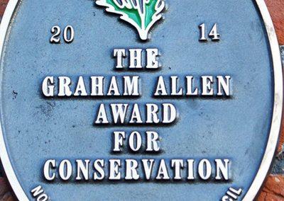 Graham-Allen-Award